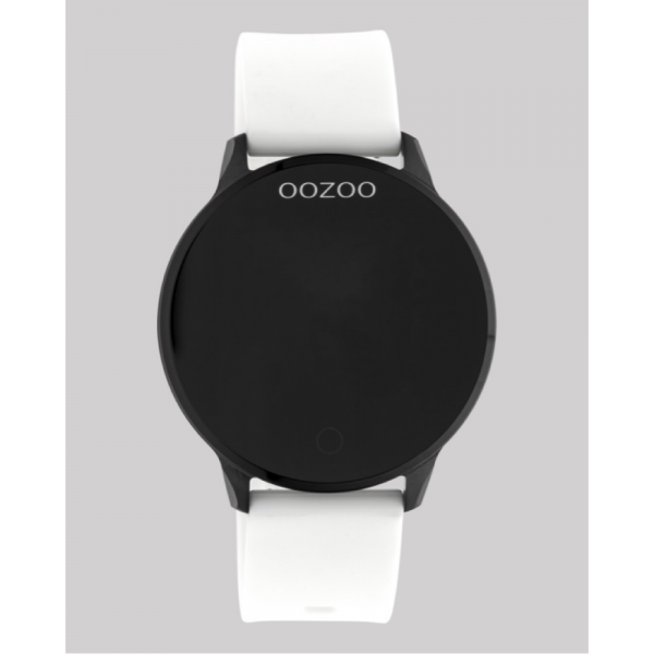 Oozoo Smartwatches Black/White q00112