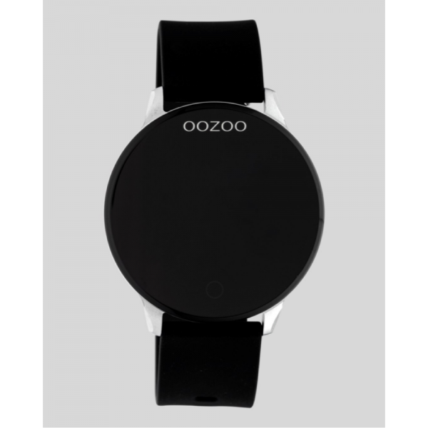 Oozoo Smartwatches Zilver/Black Q00113