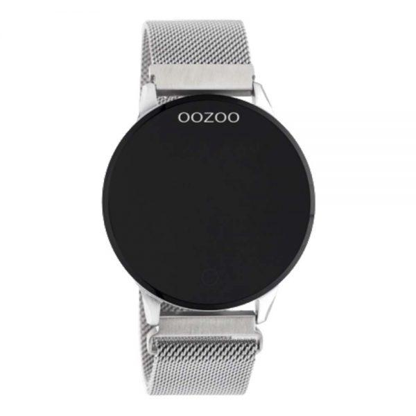Oozoo Smartwatches Zilver/Zilver Q00116