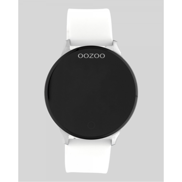 Oozoo Smartwatchs Zilver/White q00110