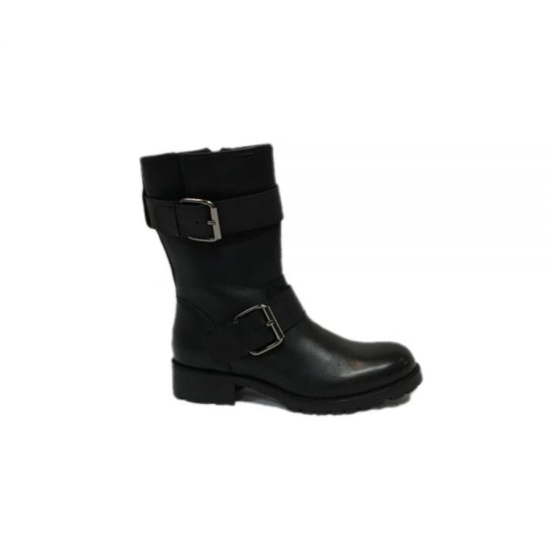 HIP shoes Boots Black D1466