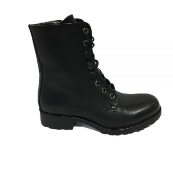 HIP shoes Boots Black D1470