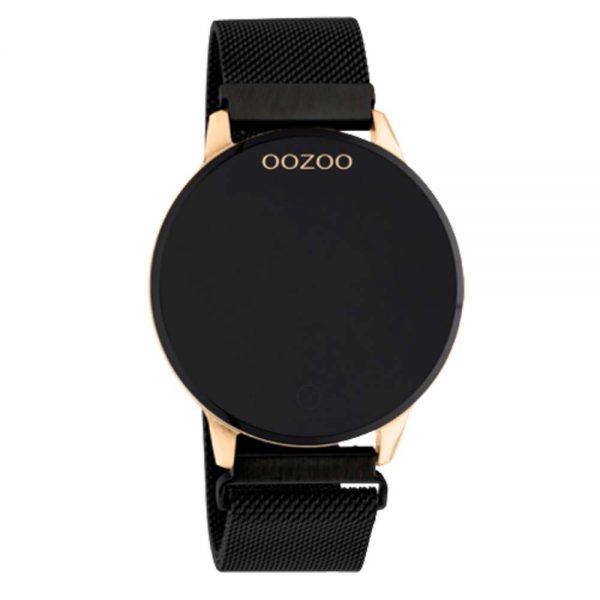 Oozoo_Smartwatches_Gold_Black_Q00118-