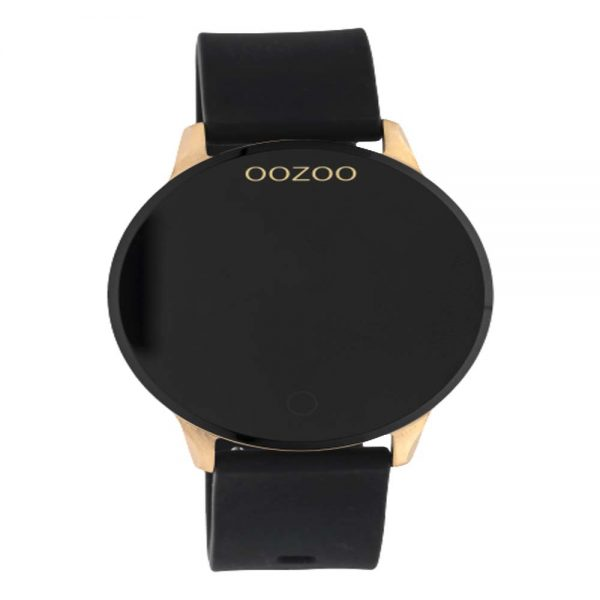 Oozoo Smartwatches Roseold/Black Q00114