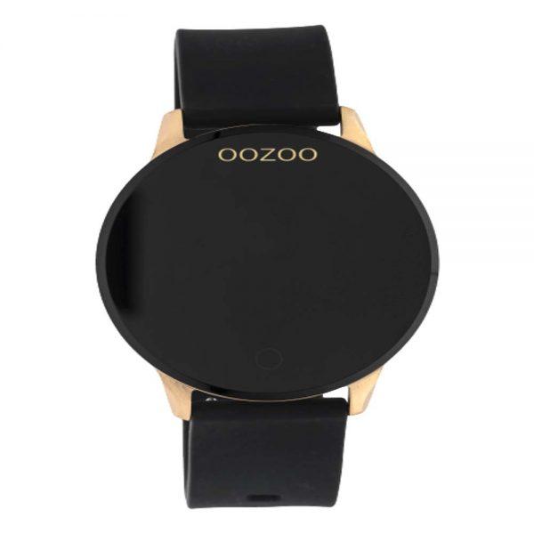 Oozoo Smartwatches Gold/Black Q00114